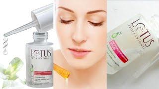 Lotus Serum   Best Serum For Skin Whitening & Brightening😮😮   Beauty With Easy Tips