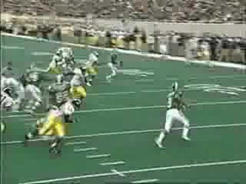 1997: Michigan vs. MSU - Woodson