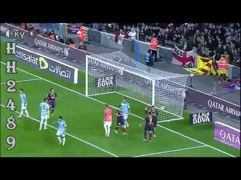 Barcelona vs Celta Vigo 3-0 2014 → RESUMEN & GOLES ← Barcelona 3:0 Celta de Vigo ~ 26-03-2014