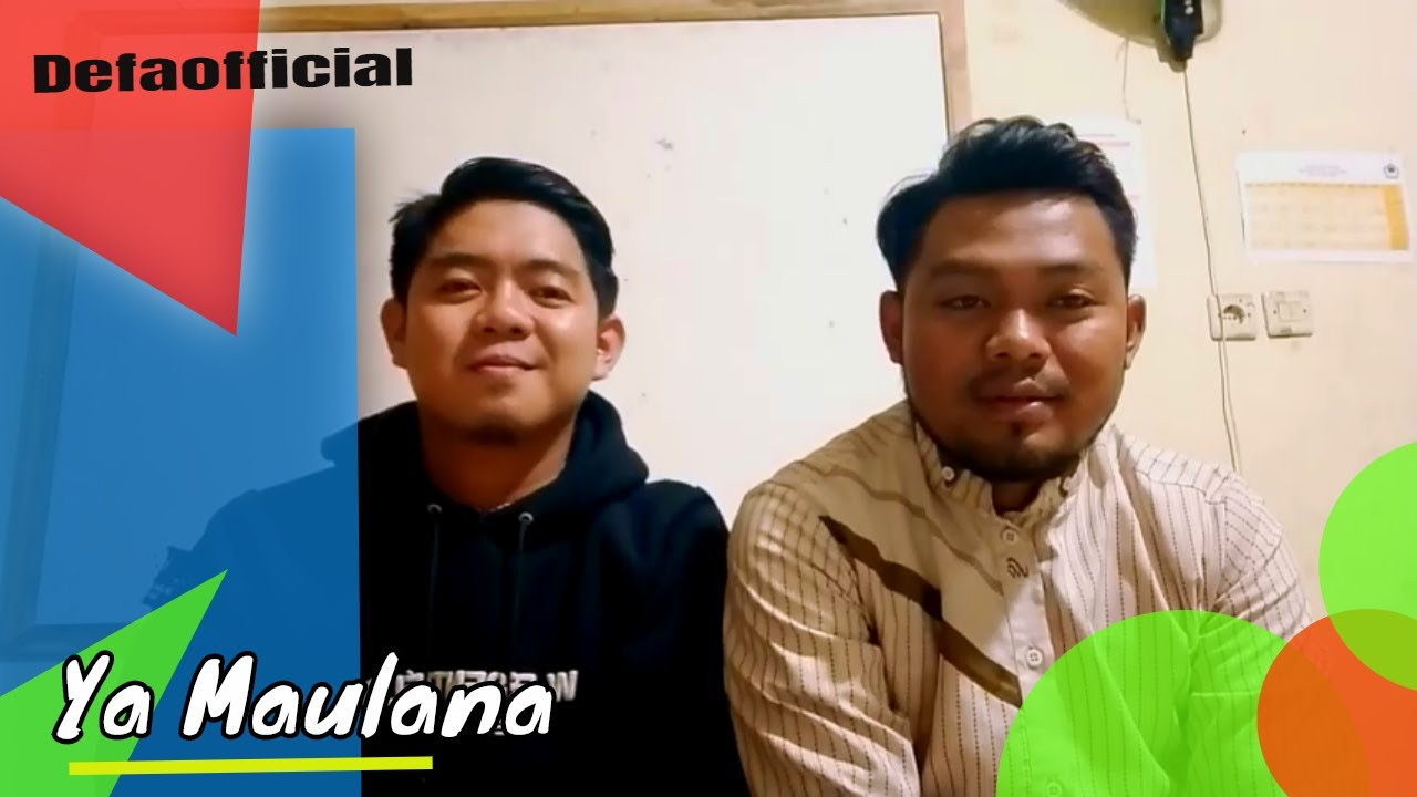 Ya Maulana - Sabyan Gambus Cover By Dean Fadhil & Fahmi Solehuddin