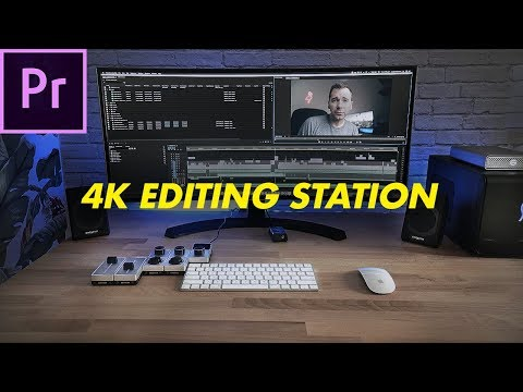 Ultimate 4K Video Editing with MacBook Pro and eGPU