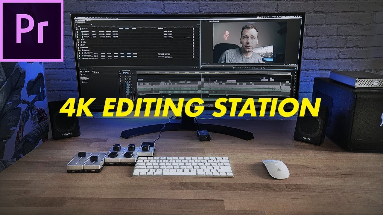 Ultimate 4k Video Editing With Macbook Pro And Egpu Youtube