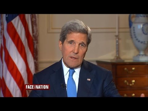 Kerry: U.S., world powers united as Iran balks at nuclear deal
