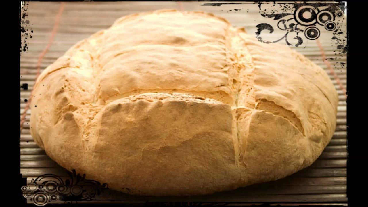 Recetas de cocina receta pan de pueblo youtube - Cocinas de pueblo ...