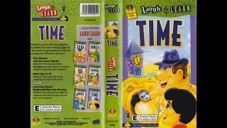Laugh & Learn: Time (1990 VHS)