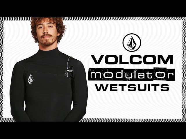 Introducing The Volcom Modulator Wetsuit