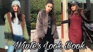 WINTER LOOK BOOK 2018| 3 LOOKS|