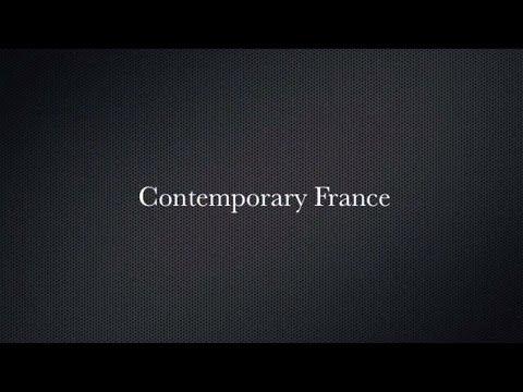 Contemporary France; Helen Drake