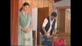 Scenes with Irrfan Khan in an earlier serial SPARSH directed by Ravi Rai