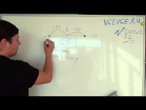 ДКР-1 Вариант-2 Задание-10. Алгебра 7 класс Мордкович.