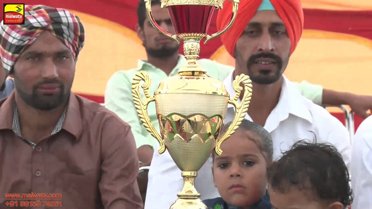 BAL (Ferozepur) || KABADDI TOURNAMENT - 2015 , 28th OCT || HD || Part 1st.