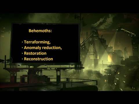 Behemoths restoration (English)  