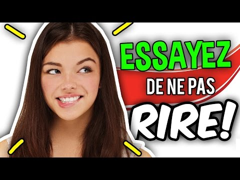 essayer de ne pas rire 2012 Joined april 2012 tweets @hugoposay elle est trop bien cette video j'etait morte de rire j'ai hate que le essayer de ne pas rire twitter may be over.