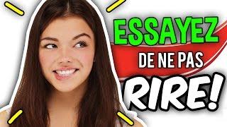 ESSAYEZ DE NE PAS RIRE 6! - Vidéo Drôle À Mourir De Rire (le Vendredi des Vrais!)