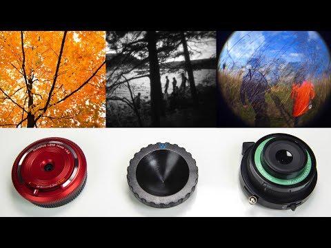 3 Unique Lenses For Micro Four Thirds Cameras