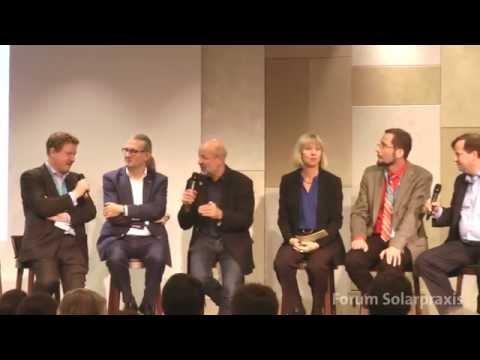 Forum Solarpraxis: Neue Energie für Deutschland