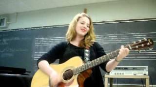 Theory class Emma Block original song H-E-A-R-T