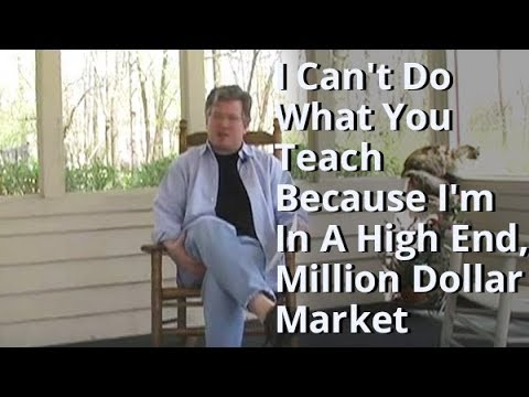I'm In A High End, Million Dollar Market And Can't Do Deals - Real Estate Investing
