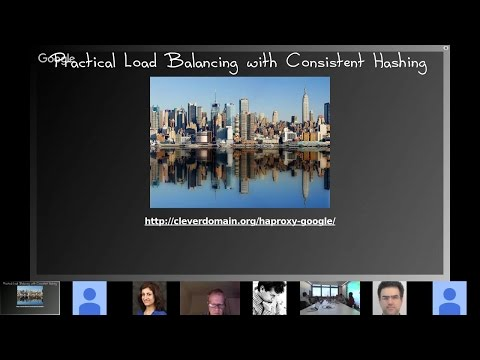 Practical Load Balancing with Consistent Hashing