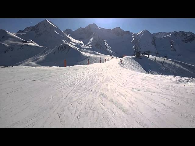 Video du jour - Peyragudes - 05/01/2015