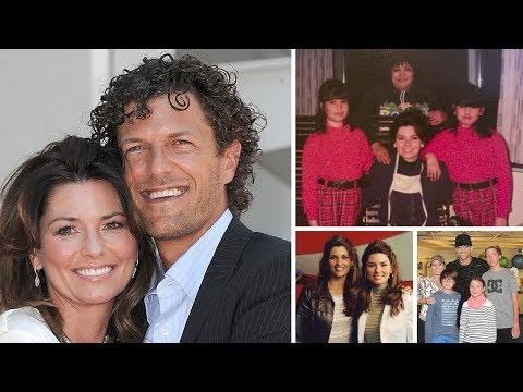 Shania Twain Family 2018 - Shania Twain Children, Ex-Husbands, Parents and Family 2018