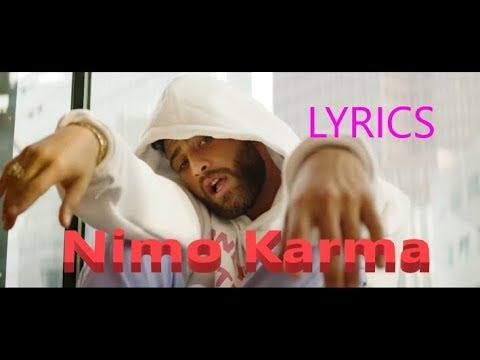 "lyrics-zu-""nimo---karma"""