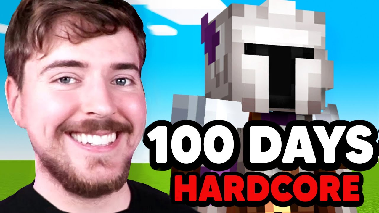 Download I Survived 100 Days Of Hardcore Minecraft!