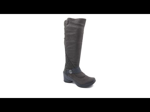 Bzees Euphoria ZipUp Tall Boot