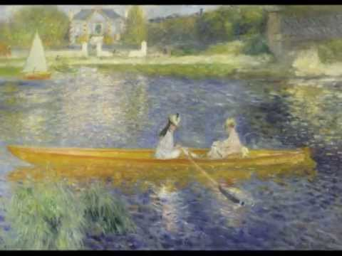Gabriel Fauré - Fantaisie (fantasy) for flute & piano, or orchestra, in E minor, Op. 79 (1898)