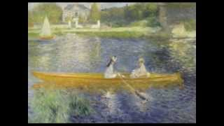 Gabriel Fauré - Fantaisie (fantasy) for flute & piano, or orchestra, in E minor, Op. 79 (1898)