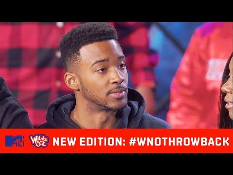 'The New Edition Story' Cast Leave Their Girl Solo | Wild 'N Out | #WNOTHROWBACK
