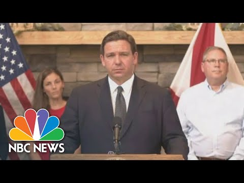 What To Expect When DeSantis's Vaccine Mandate Law Goes Into Effect