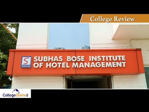 Subhas Bose Institute of Hotel Management (SBIHM), Kolkata - www.collegedekho.com
