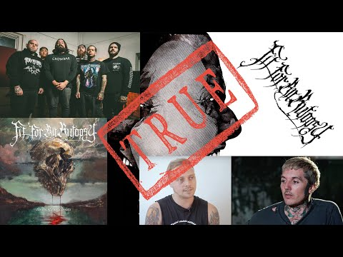 MIÉRT KELL NYELVTÖRŐT, B@$ZD+??? | Fit For An Autopsy - The Sea Of Tragic Beasts (2019)