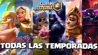 Download lagu TODAS las TEMPORADAS de Clash Royale (seasons 1-22) /Alan Parw