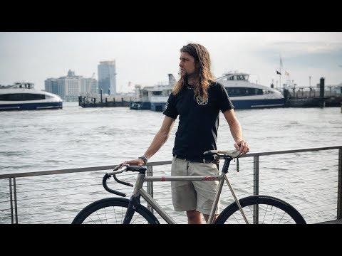 NYC 🇺🇸 Cycling Tour