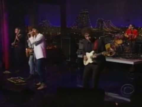 The Strokes - The end has no end - Live Letterman