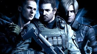 Resident Evil 6 with Japanese Voices: Chris Redfield Cutscenes