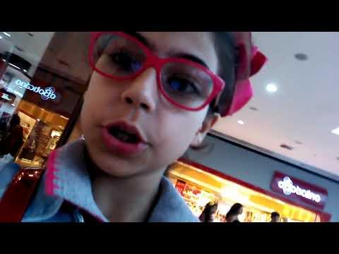 Vlog em Santarém - Passeio no shopping