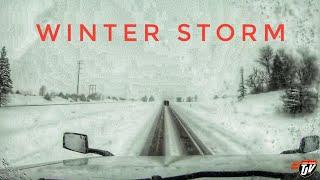 My Trucking Life   WINTER STORM   #1663