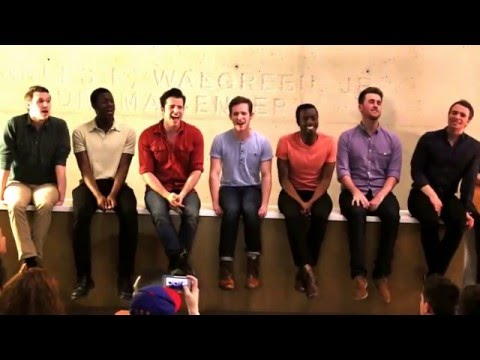 Defying Gravity - Boys Will Be Boys Cabaret - University of Michigan