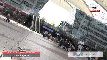 Airbrau Pub Experience Munich Airport - LIVE!