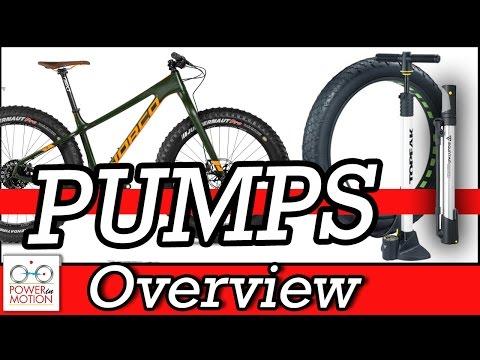 Best FatBike Pumps | Fat Bike Calgary, Alberta, Canada | by Power In Motion