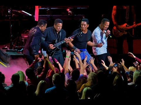 The Jacksons - Melbourne Unity Tour 2013