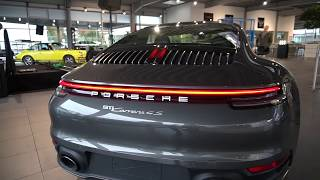⚠️ NEW Porsche 911 992 2020 Type 992 Carrera 4S Review Complete Walkaround INSIDE OUTSIDE