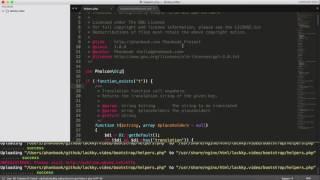 Giới thiệu trình soạn thảo code Sublime text