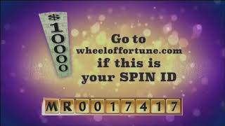 Wheel of Fortune (2018-02-14)