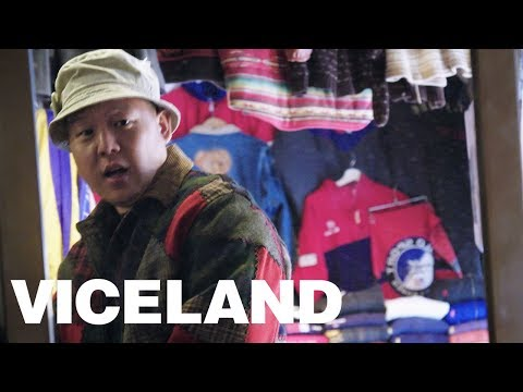 Eddie Huang Checks Out Tokyo's Best Polo Collection