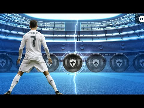Ronaldo Scout Combination In PES 19 Mobile - YouTube