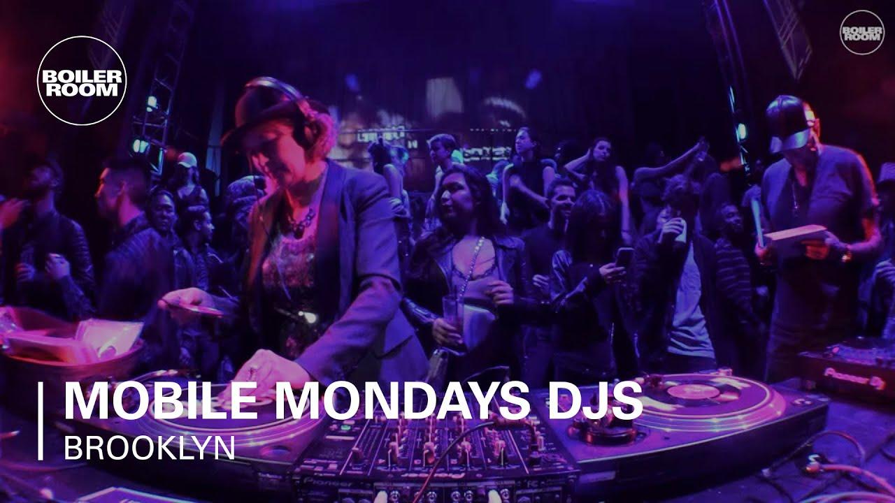 Mobile Mondays DJs Misbehaviour & Joey Carvello Boiler Room Brooklyn DJ Set